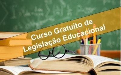 Curso de Legislação Educacional